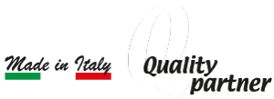 logo quality made in Italy footer - Company