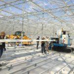 Ptre Greenline Installazione Costruzione Serra Florovivaio