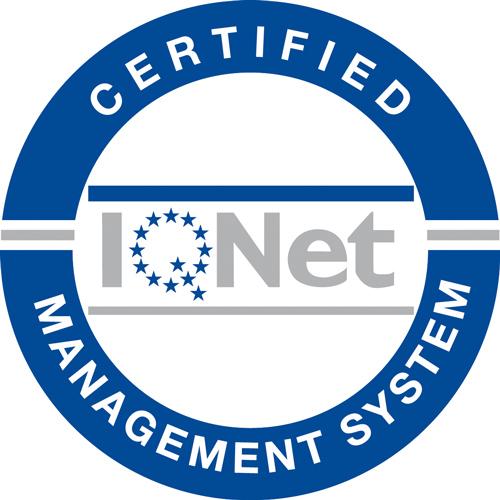 certificato IQNet gm al - La Empresa